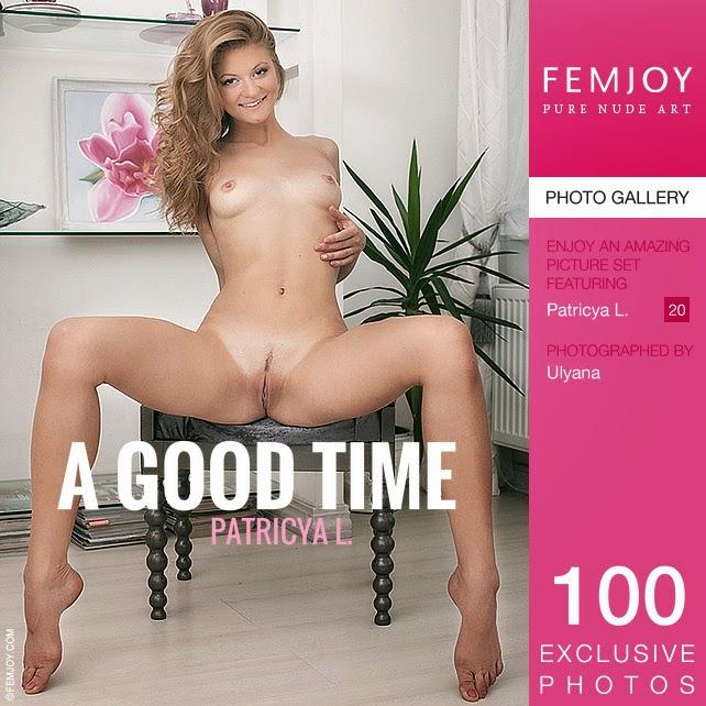 Femjoy01-16 Patricya L - A Good Time 11020