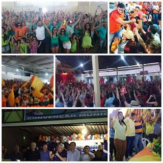 Convenções partidárias marcam final de semana no Seridó e Curimataú