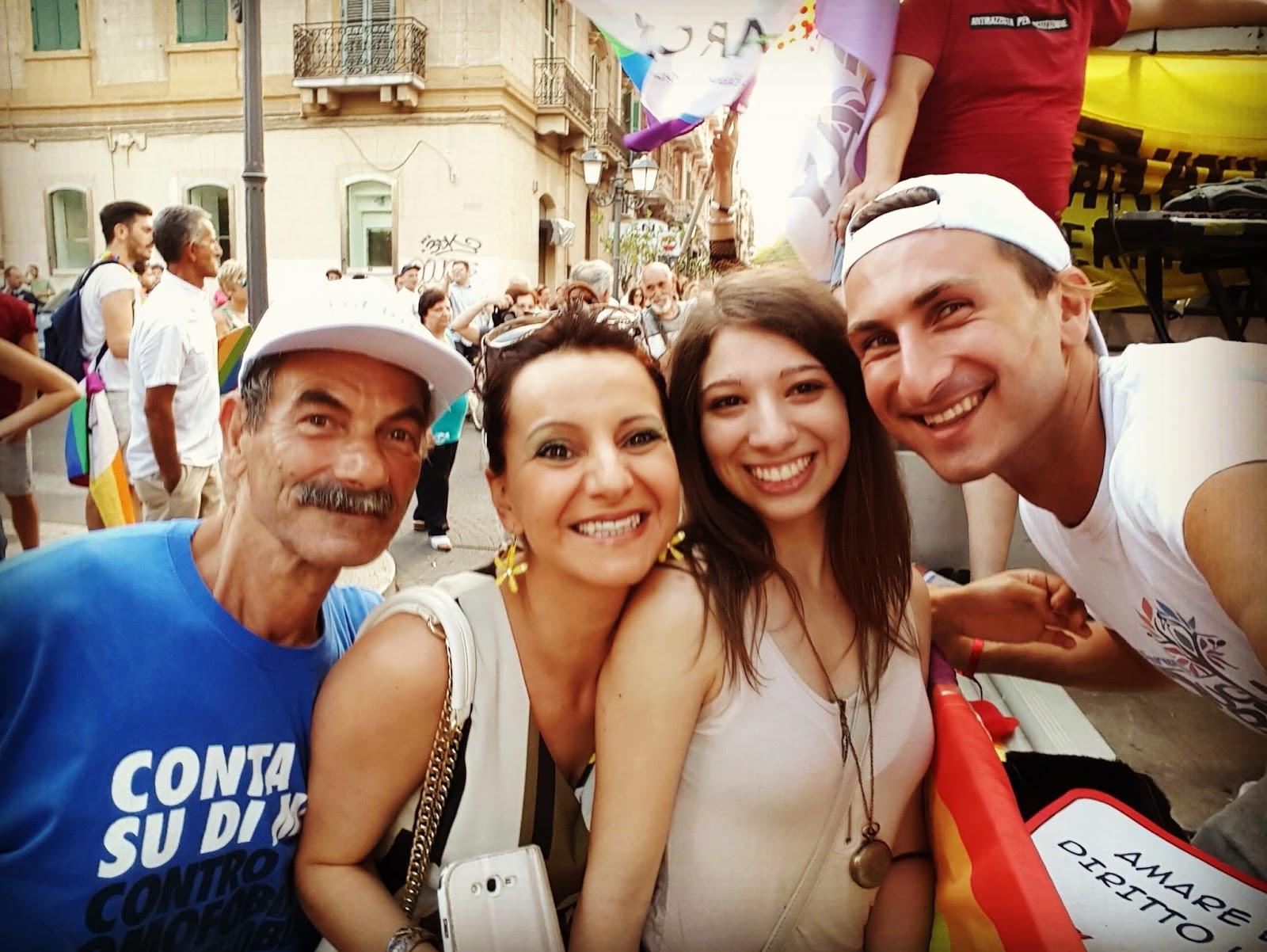 Dopo il grande successo del Puglia Pride – che lo scorso 2 luglio ha visto  sfilare più di 3 mila persone lungo 4 km e mezzo 5d0154ad654d