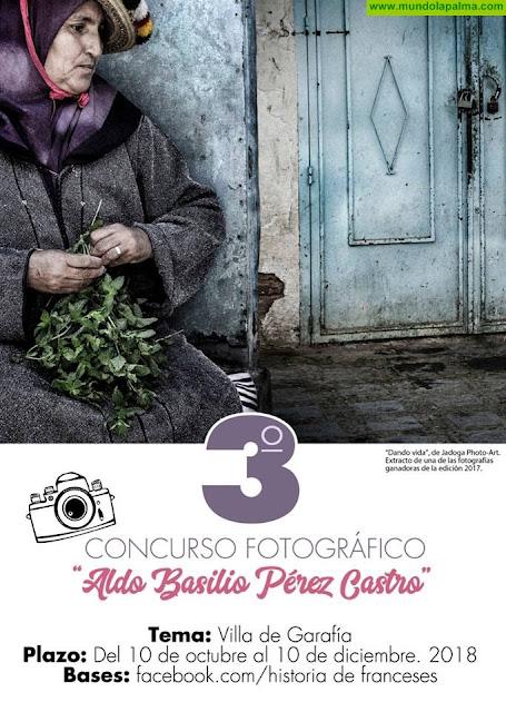 """3º Concurso de Fotografía """"Aldo Basilio Pérez Castro"""""""
