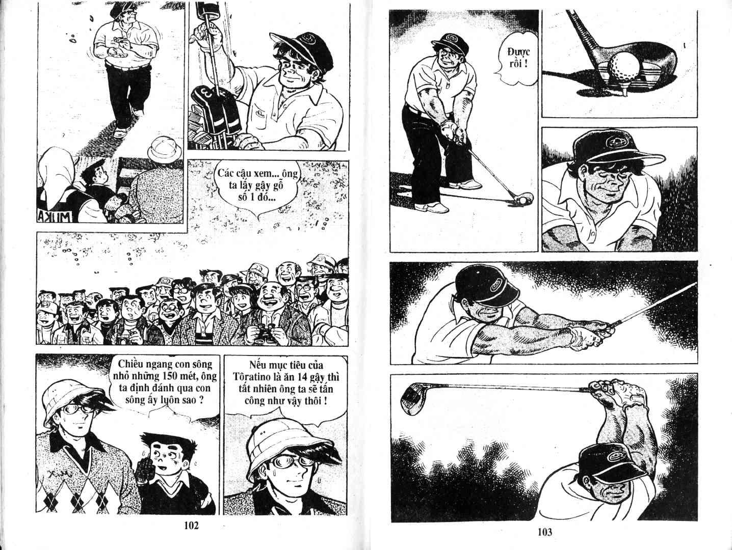 Ashita Tenki ni Naare chapter 42 trang 50