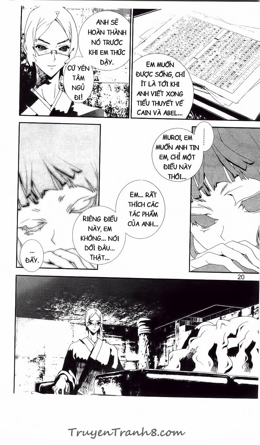 Shiki chapter 39 trang 20