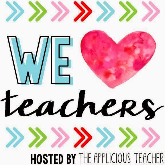First Grade and Flip Flops: We LOVE Teachers! Teacher ... (576 x 576 Pixel)