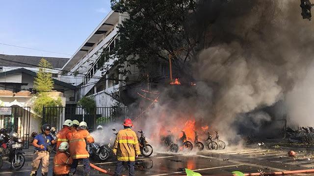 Tak Heran Kalau Dita Oepriarto, Otak Bom Surabaya Semengerikan Itu, Terungkap Katerkaitannya Dengan Pelaku Bom Bali I