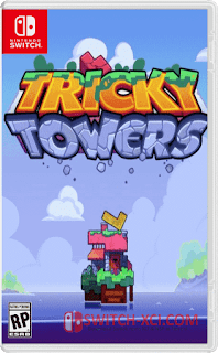 Tricky Towers Switch NSP