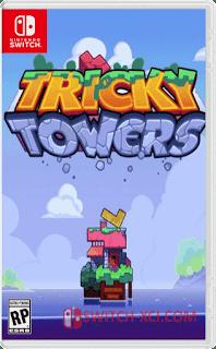 triky%2Btower - Tricky Towers Switch NSP
