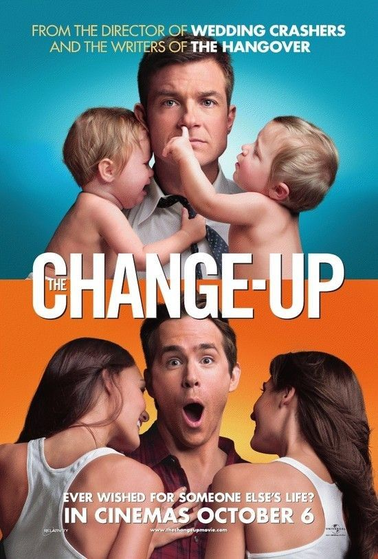 Nonton Film The Change Up (2011)