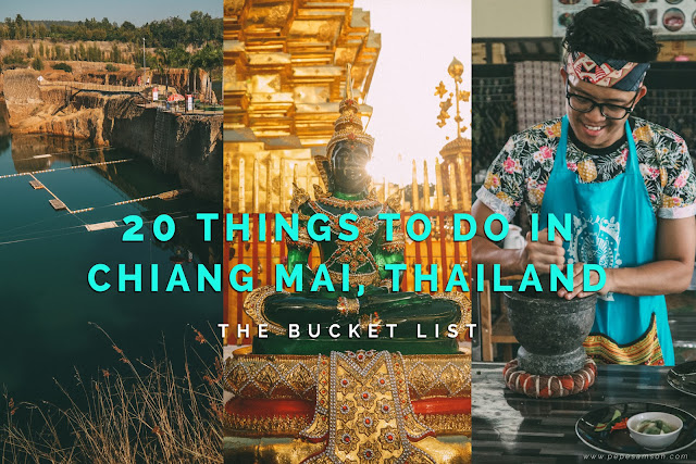20 Things to Do in Chiang Mai, Thailand: The Bucket List