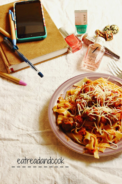 how to cook Pasta With Meatballs