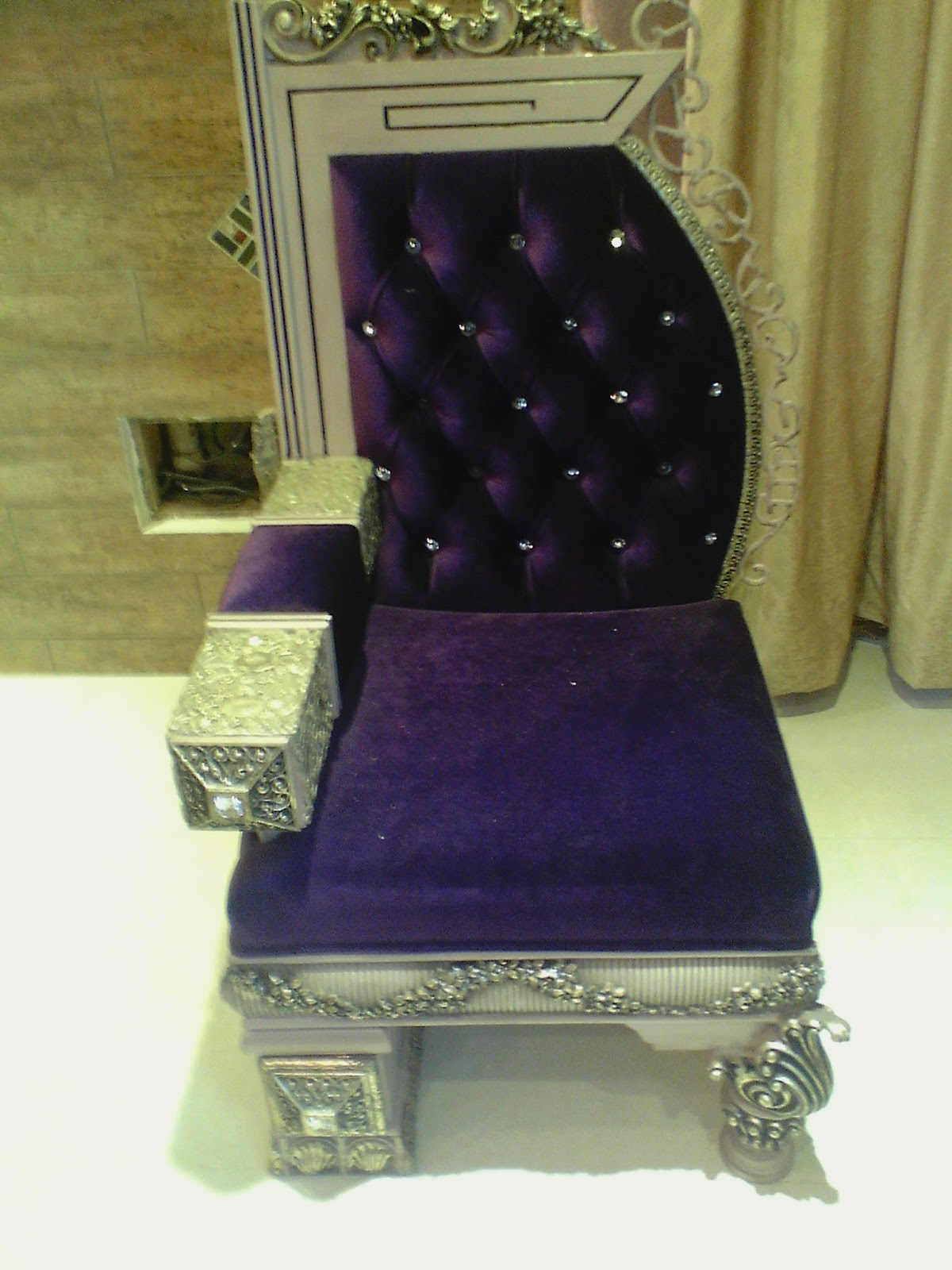Backed Poshish Bed Set Latest Furniture