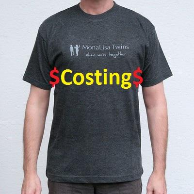 Costing of Men's T-shirt