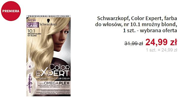 Schwarzkopf - farba do włosów