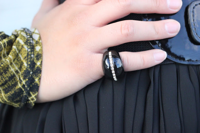 Forever 21 Black Ring