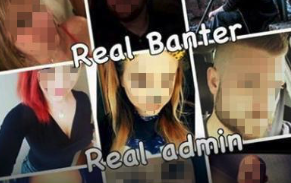 WHO CAN STOP THEM? Facebook 'Banter' Trolls From Sick Groups Set Up New Secret Pages 10 MINUTES After Being Removed – As Site Struggles To Keep Track Of 'Ghost' Groups,