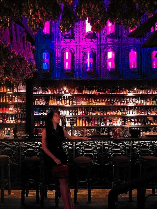The Iron Fairies KL bar