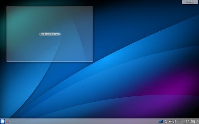 Ubuntu lascia Gnome e passa  a KDE.