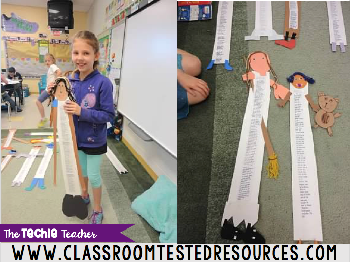 A tall tales project your students will never forget classroom do you teach your students about tall tales check out this fun way to wrap pronofoot35fo Gallery