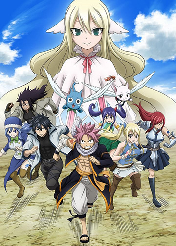 Fairy Tail Temporada 3