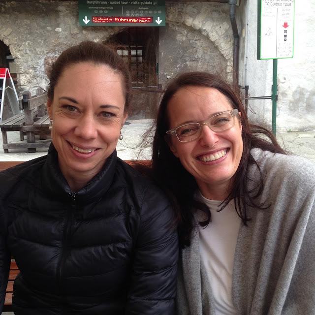 Sandra von Hase im Glück und Heike von Kebo Homing, #sbgatc16