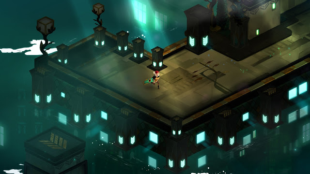transistor, supergiant games, bastion