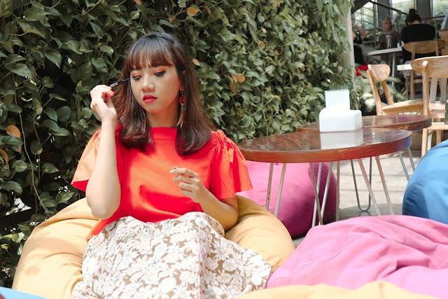 Djoempa Juita, Trend Makeup Purbasari 2019