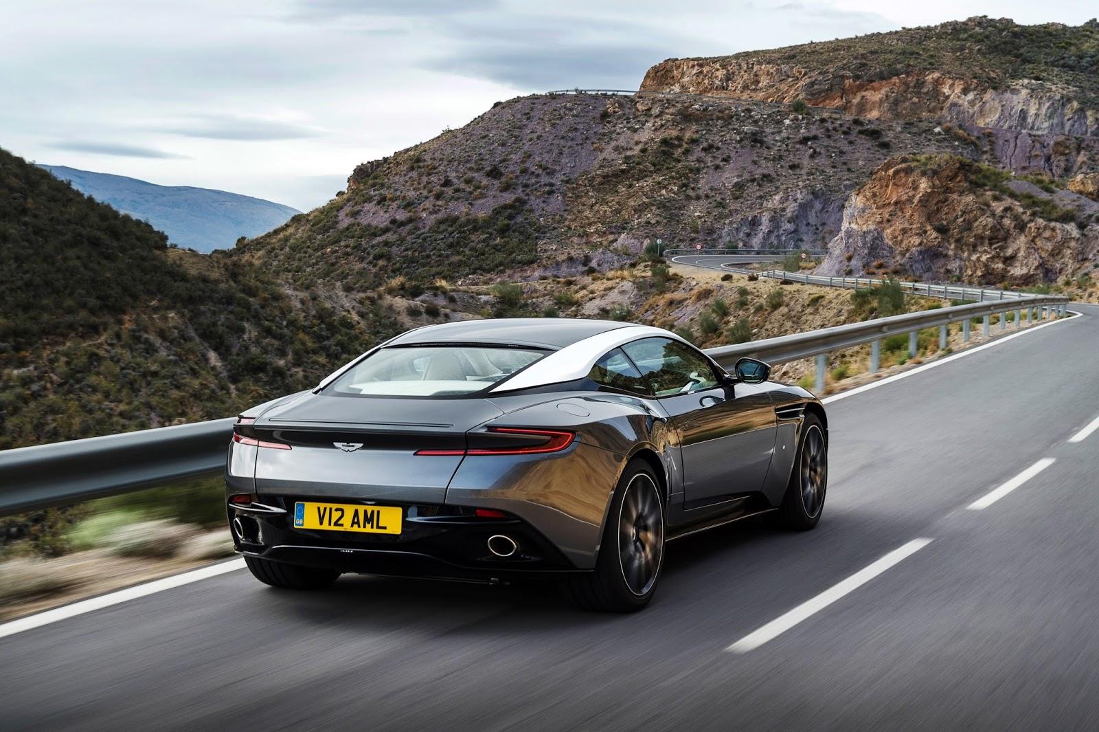 Video Aston Martin DB - Aston martin apparel