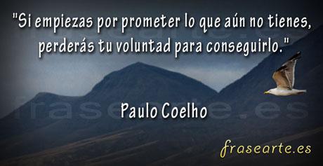 Frases para vivir -  Paulo Coelho