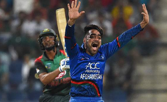 Rashid becomes top-ranked all-rounder after impressive Asia Cup
