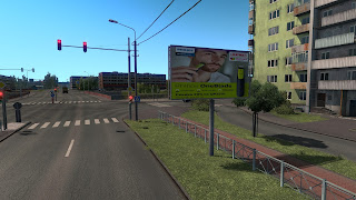 ets 2 real advertisements v1.3 screenshots, russia 6