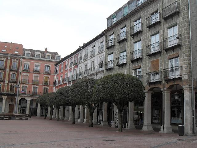 Visitar la Plaza Mayor de Burgos