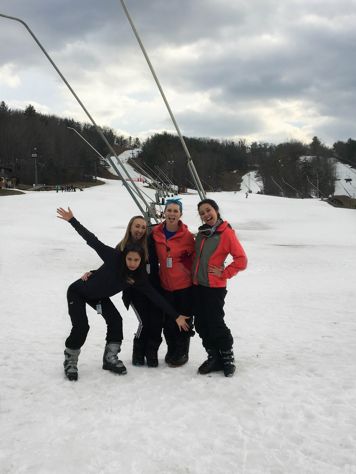 Birthday Weekend Ski Trip