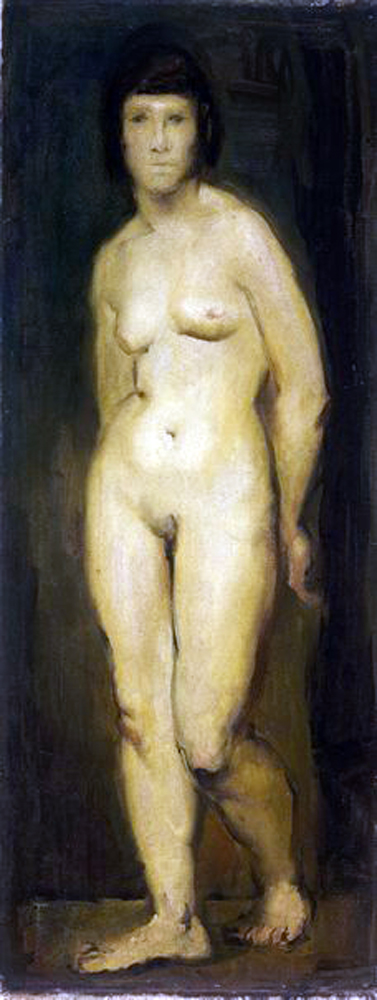 Fred Williams, Il nude in arte