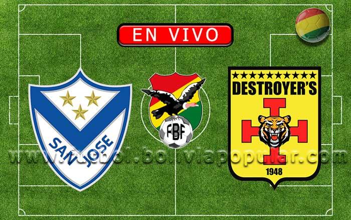 【En Vivo】San José vs. Destroyers - Torneo Clausura 2019