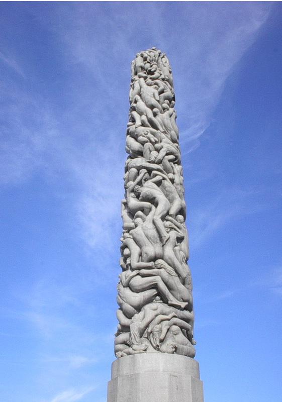 Photo Ops Sculpture Garden Vigeland Sculpture Garden