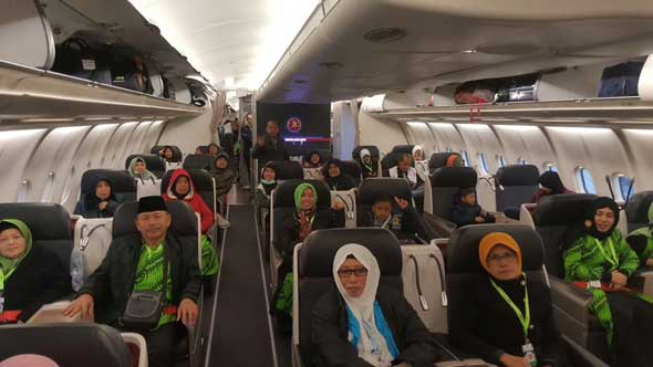 Jamaah Umroh Plus Turki Istanbul di Turkish Airlines