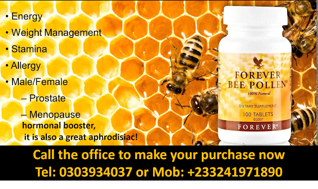 Forever Bee Pollen Side Effects