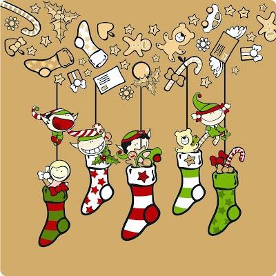 Ocio De Navidad Para Ninos - Adornos-navidad-infantiles