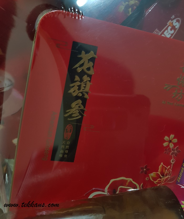 Fomec's Chinese New Year Hamper