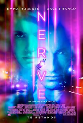 Cartel: Nerve, un juego sin reglas (2016)