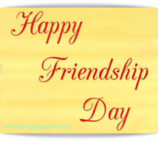 Friendship Day Square DP for WhatsApp