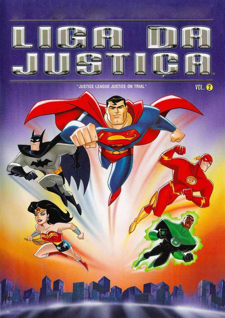 Liga da Justiça 2ª Temporada Torrent - WEB-DL 720p Dublado (2003)