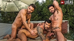 James Castle, Adam Killian & Mario Domenech