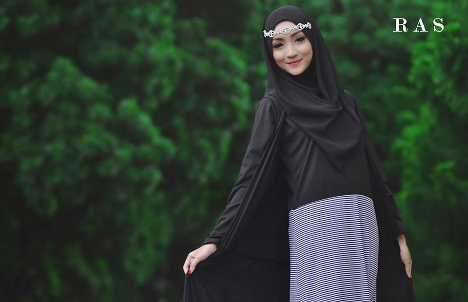 rizka firdausya maulida model jilbab cantik photography muslimah jilboob
