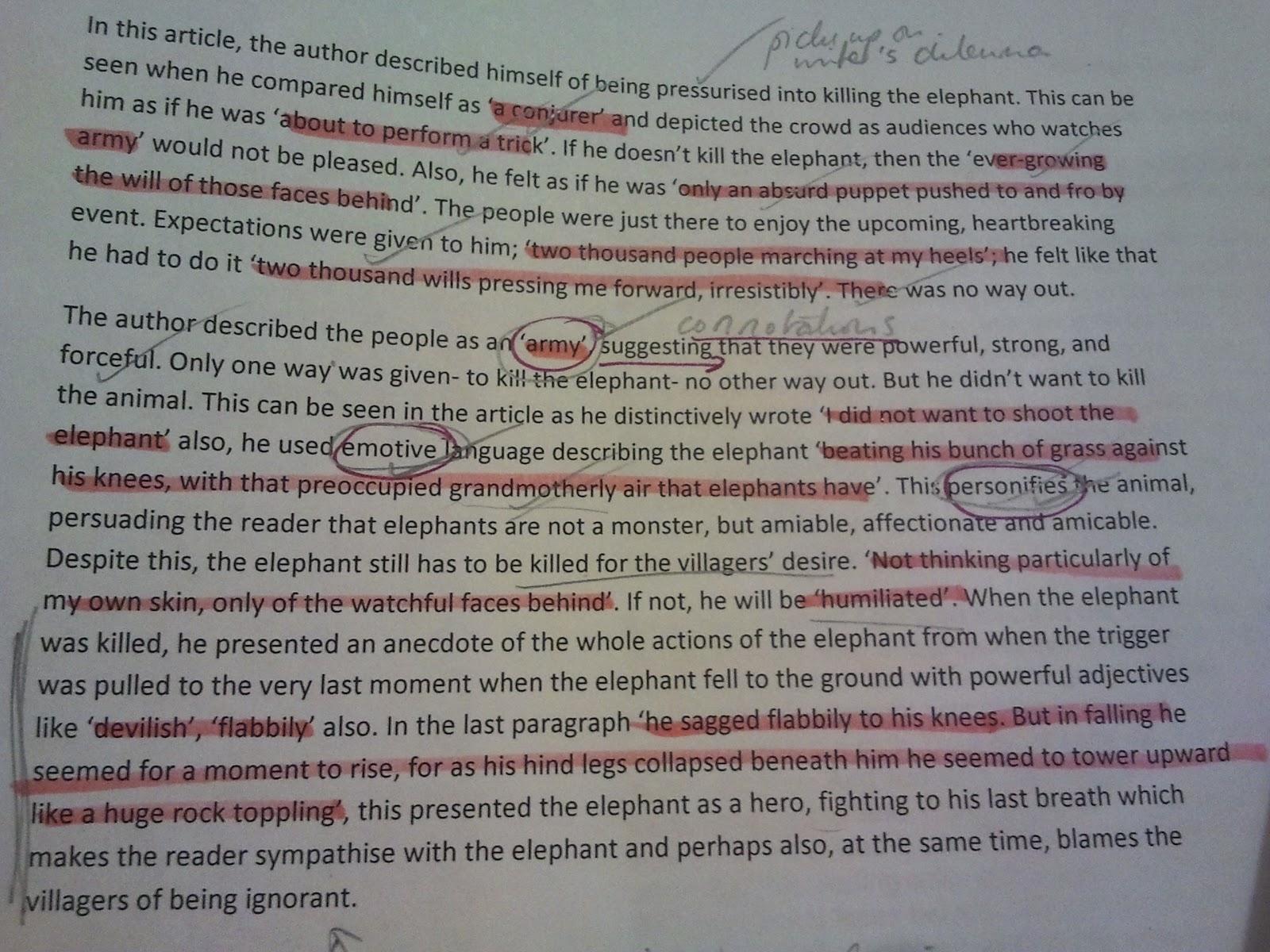 Gcse english descriptive writing coursework