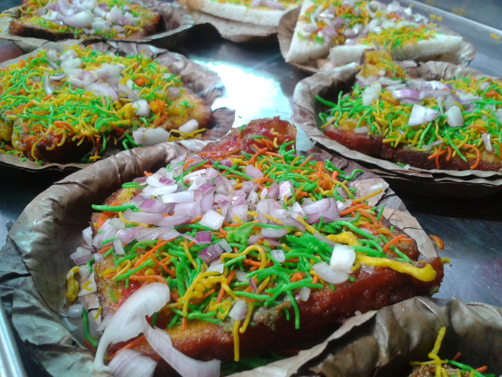 Aloo Toast Numaish