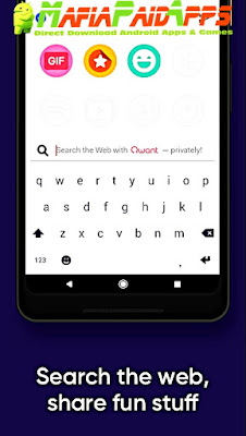 Fleksy Keyboard Premium - Power your chats & messages Apk MafiaPaidApps