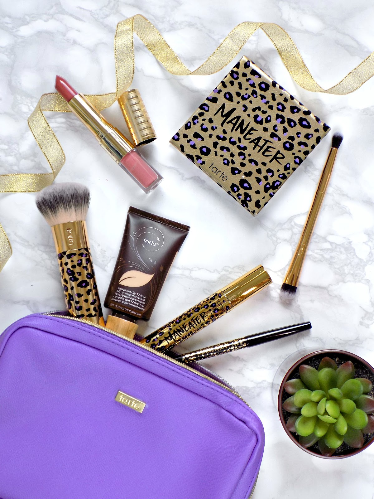 Tarte Maneater Makeup Collection from QVC