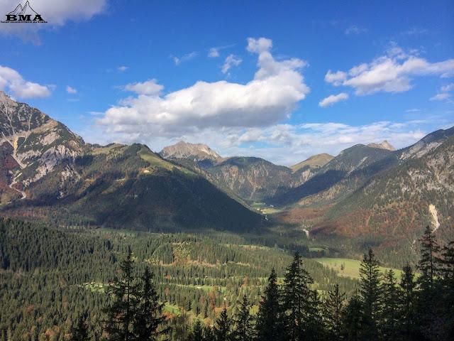 outdoor-blog best-mountain-artists wanderung-bärenkopf achensee wandern