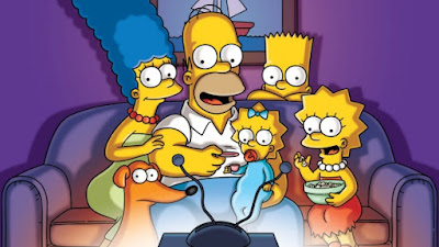 Os Simpsons 23° Temporada - Completa