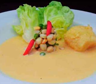 Cocina Ecuatoriana - Ají de queso quiteño